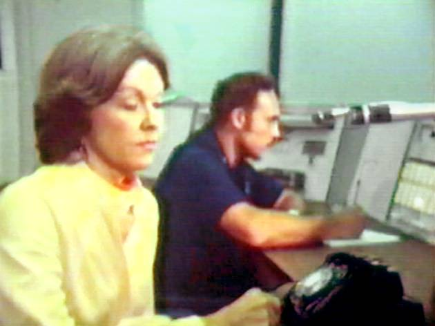 screen capture of the HPD dispatching center