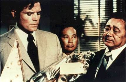 Jack Lord, Harry Endo and KAm Fong