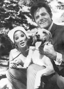 Frances Ngyuen Jack Lord and yet another dog