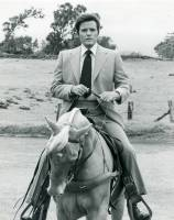 Jack on horseback from We Hang Our Own